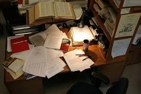 Writers Desks Writing