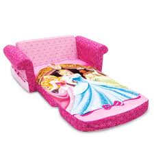 Kid Sofa Bed by Spin Master Marshmallow Furniture Flip Open Sofa Disney Princess