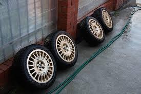 oz rally wheels oz racing rally raid u2014 logbook subaru impreza wrx sti gc8 type r