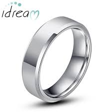 wedding bands for men tungsten wedding bands personalized tungsten carbide wedding band