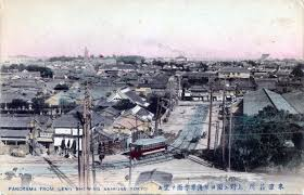 Pictures Of Ueno Neighborhood Tokyo November 2005 by Panoramic View Of Asakusa C 1910 Old Tokyo