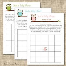 baby shower bingo clip art 41