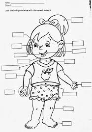 parts of the body coloring pages glum me