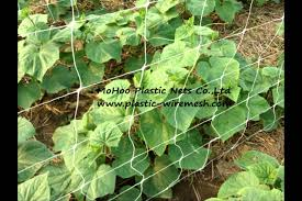 trellis netting cucumber mesh netting plant support net china