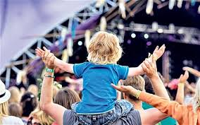 from glastonbury to bestival a family festival survival guide