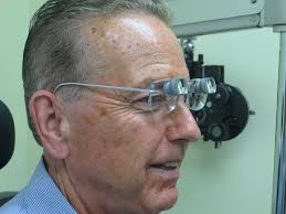 What Is Legally Blind Prescription Glasses Legally Blind Coach Scores Big Win Thanks To New Bioptic Lens