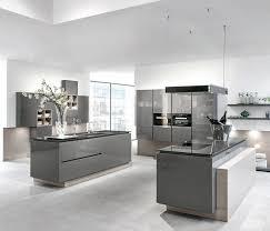 high gloss kitchen designs from lomond kitchens glasgow