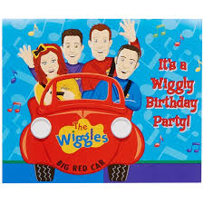 caillou birthday invitations the wiggles invitations 8 birthdayexpress com