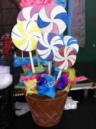 Fake Lollipop Decorations 206 Best Gala House Decoration Images On Pinterest Candy Land