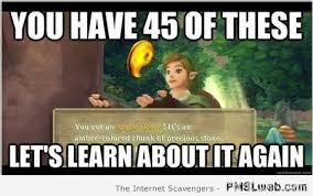 Video Gamer Meme - video game logic no common sense allowed beyond this point pmslweb