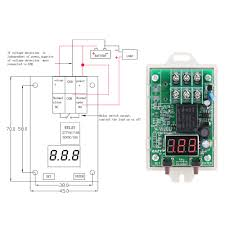 12v 24v dc diy astronomical control digital off delay timer relay