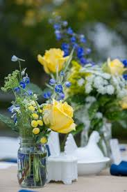 Blue Amp Green On Pinterest Cobalt Blue Green Bathroom by Best 25 Blue Yellow Weddings Ideas On Pinterest Yellow Wedding