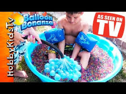 balloon bonanza balloon bonanza water fight as seen on tv fast orbeez