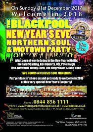 blackpool new year u0027s eve tickets winter gardens blackpool