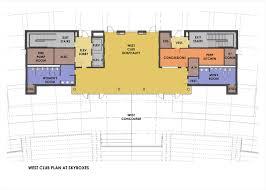 stadium floor plan etsustadium com home of buccaneer football