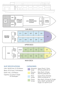 ship floor plans amazon discovery ship floorplans brand g vacations