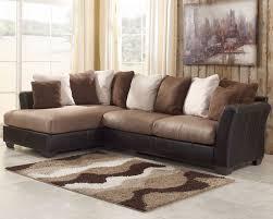 Signature By Ashley Sofa by Masoli Mocha Sectional Sofa Set Signature Design By Ashley Furniture