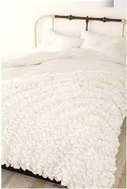 Duvet Corner Clips 41 Best White Ruffle Duvet Cover Images On Pinterest Ruffle