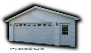 how to build a car garage amish road crew garage builders we build garages for home owners