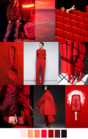 2017 color trends fashion f w 2017 2018 pattern colors trends grenadine cocktail mood
