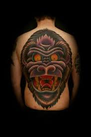 chad koeplinger tattoos of gorillas cuz i want one and i dunno