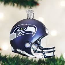 world seattle seahawks nfl football helmet glass