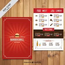 menu design resources menus vectors photos and psd files free download