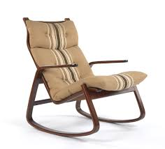 Rocking Chair Teak Wood Rocking