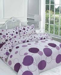 Lilac Bedding Sets Noah Duvet Quilt Bedding Set Lilac Linens Range