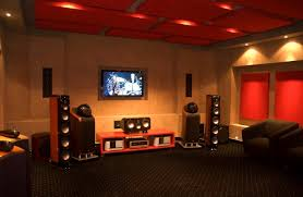 Home Cinema Living Room Ideas Gorgeous 30 Best Home Theater System Design Inspiration Design Of
