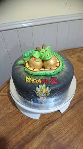 Dragon Ball Z Cake Decorations by 167 Best My Yummy Creations Images On Pinterest Cake Pastel And
