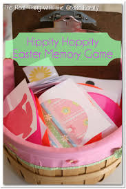 activities for the family hippity hoppity easter memory game