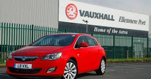 opel siege social vauxhall ellesmere port say hundreds more workers to go daily post