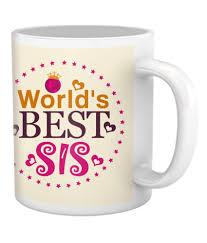 gift for rakshabandhan rakhi gifts for sister coffee mug design 5