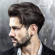 cool long haircuts for young boys trendy guys side faux hawk