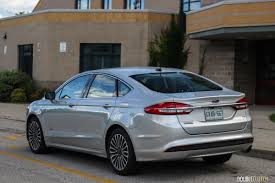 Fusion Energi Reviews 2017 Ford Fusion Energi Se Doubleclutch Ca