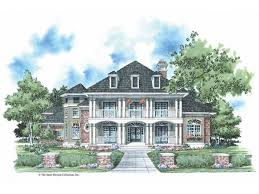 plantation style home plans eplans plantation house plan classic plantation style 3613