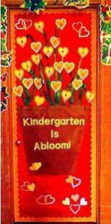 Classroom Decoration For Valentine S Day by 11 Best Spring Doors Images On Pinterest Classroom Door