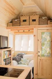 exterior design small kitchen tumbleweed tiny house with oak