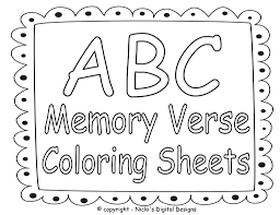bible coloring pages new throughout for kids with verses