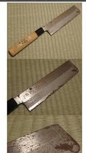ebay kitchen knives impulse ebay purchase on a vintage from japan 5