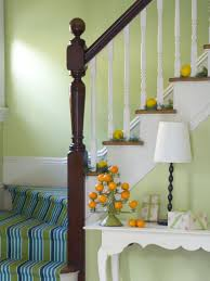 decor using carpeted stairs for stunning home decoration ideas