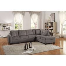 Sofa With Reversible Chaise Lounge by Furniture Reversible Chaise Sectional Sectional With Movable