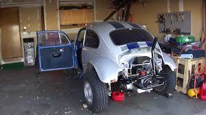 baja bug interior 68 baja motor is installed youtube