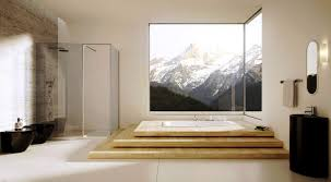 Luxury Bathroom Showers Luxury Bathroom Showers Tempered Glass Included Swing Door Divider