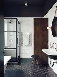 Bathroom Tile Black And White - black and white tile bathroom pictures full size of bathroom