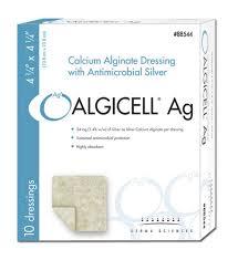 calcium alginate dressings