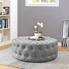 White Leather Ottoman Ottoman Exquisite Perfect White Leather Ottoman Bench For Your