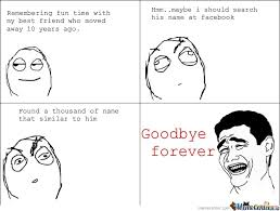 Moving Away Meme - trying to search old friend by aidil meme center