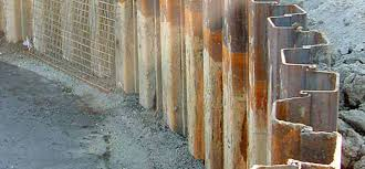 steel sheet piling u2013 uses construction steps advantages and